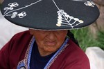 Round Hat, Cusco, Pe