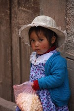 Shy Beauty, Pisac, P