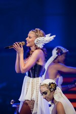 Kylie Minogue in HMH