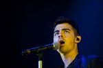 Joe Jonas in Ahoy