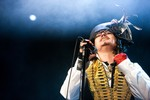 Adam Ant in de Patro